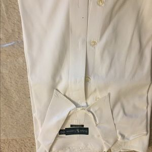 button down men's shirt